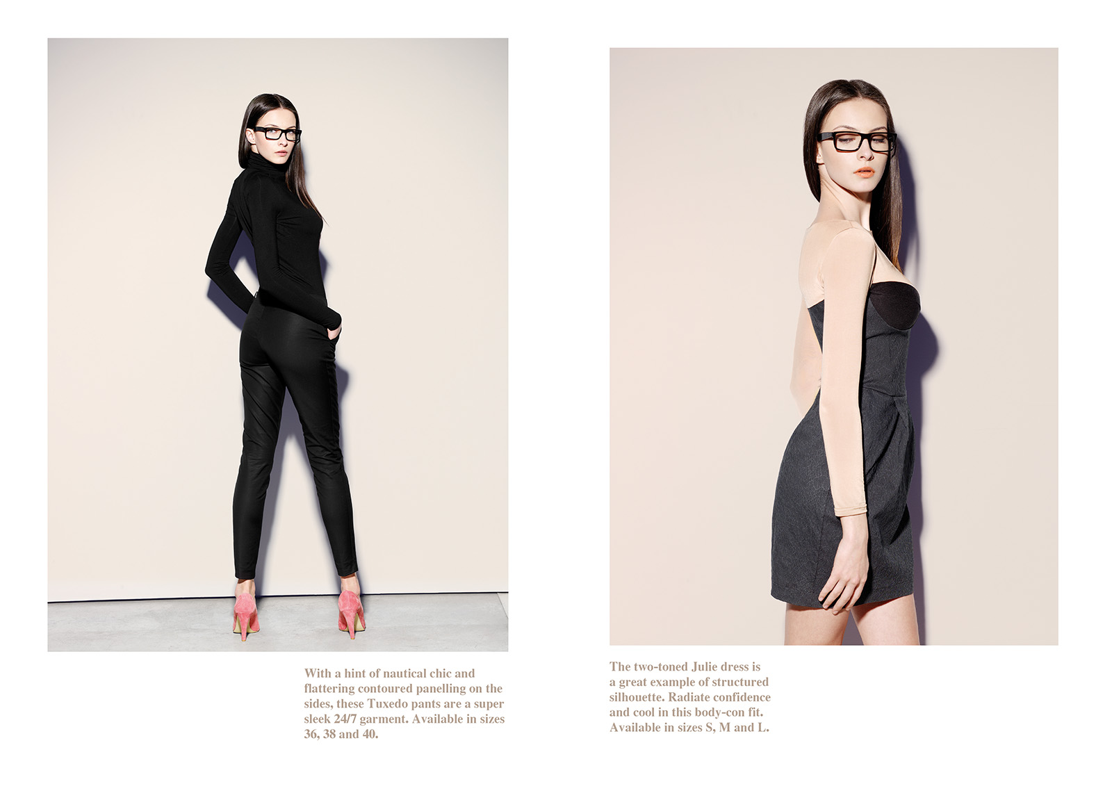 Garderob lookBook 2012