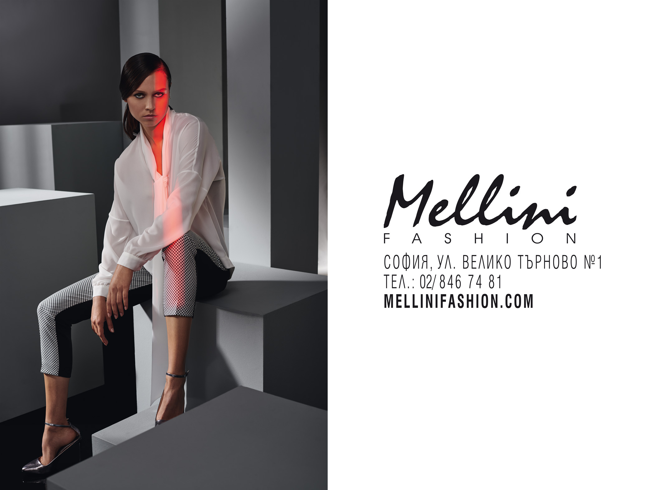 Fashion Photography Mellini FW2017
